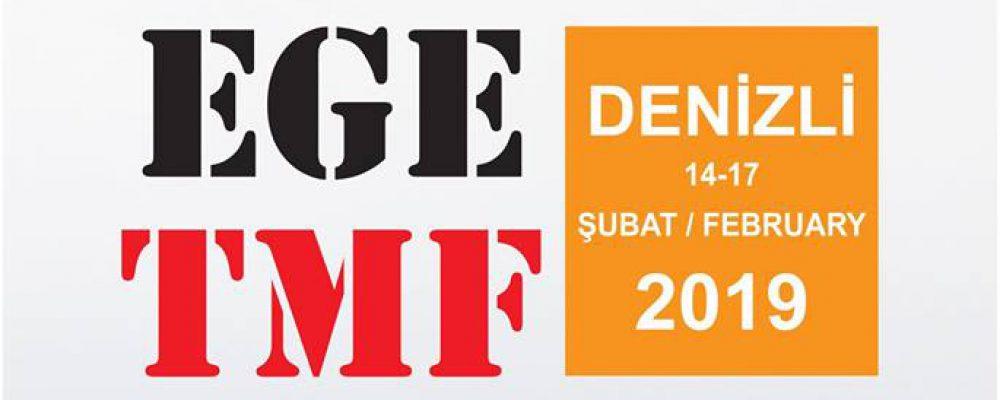 Denizli Tekstil Makine Fuarı EGE TMF 2019
