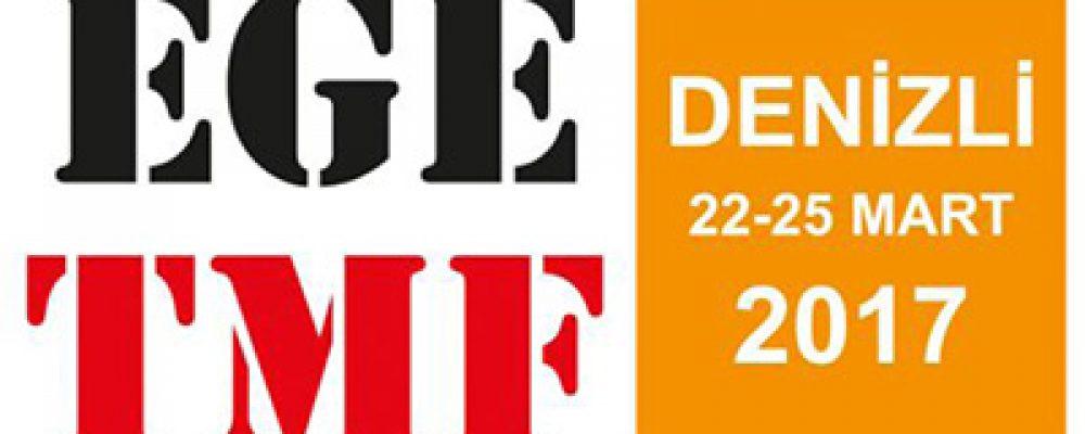 Denizli Tekstil Makine Fuarı EGE TMF 2017